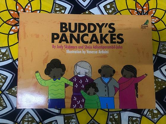 Buddy's Pancakes By Judy Skidmore