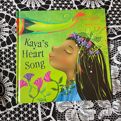 Kaya's Heart Song by Diwa Tharan Sanders