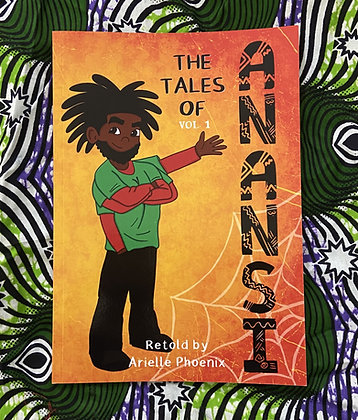 The Tales of Anansi, Vol. 1: West Afrikan Folktales