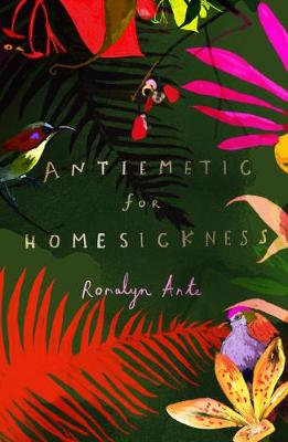 Antiemetic for Homesickness (Paperback) Romalyn Ante (author)