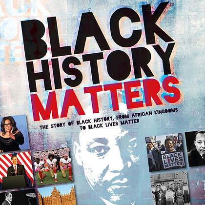 Black History Matters, Robin Walker
