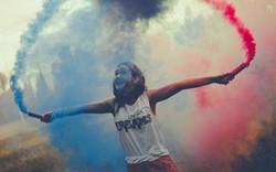 bengala de colores lapsus eventos