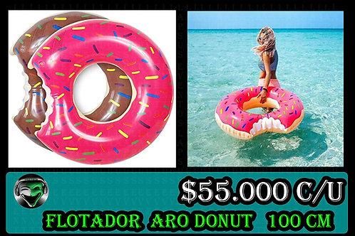Flotador aro donut
