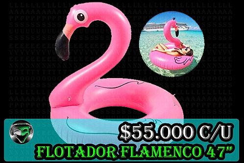 Flotador flamenco 47 pulgadas