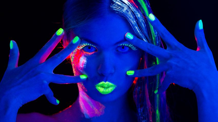 maquillaje de neon bogota lapsus eventos