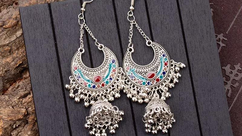 Jhumke Earrings