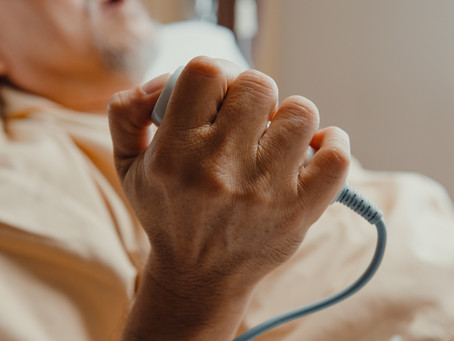"COVID: The Doctors Said, ""Death,"" but God said, ""Life"""