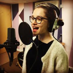 In the recording studio for BOAT
