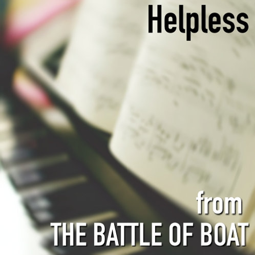 Helpless - Sheet Music & Backing Track