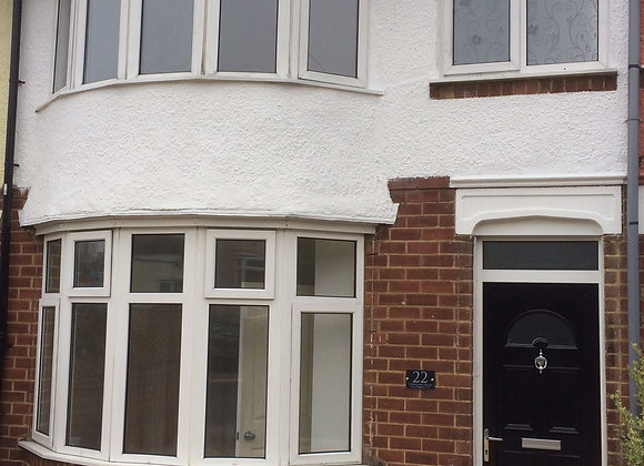 A four bedroom HMO property