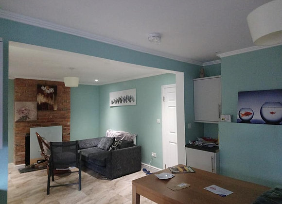 A  7 double bedroom HMO ready property