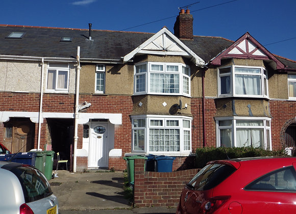 6 double bedroom HMO property off the Cowley Road