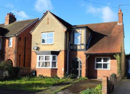 A  5 double bedroom HMO property