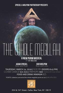 The Whole Megillah