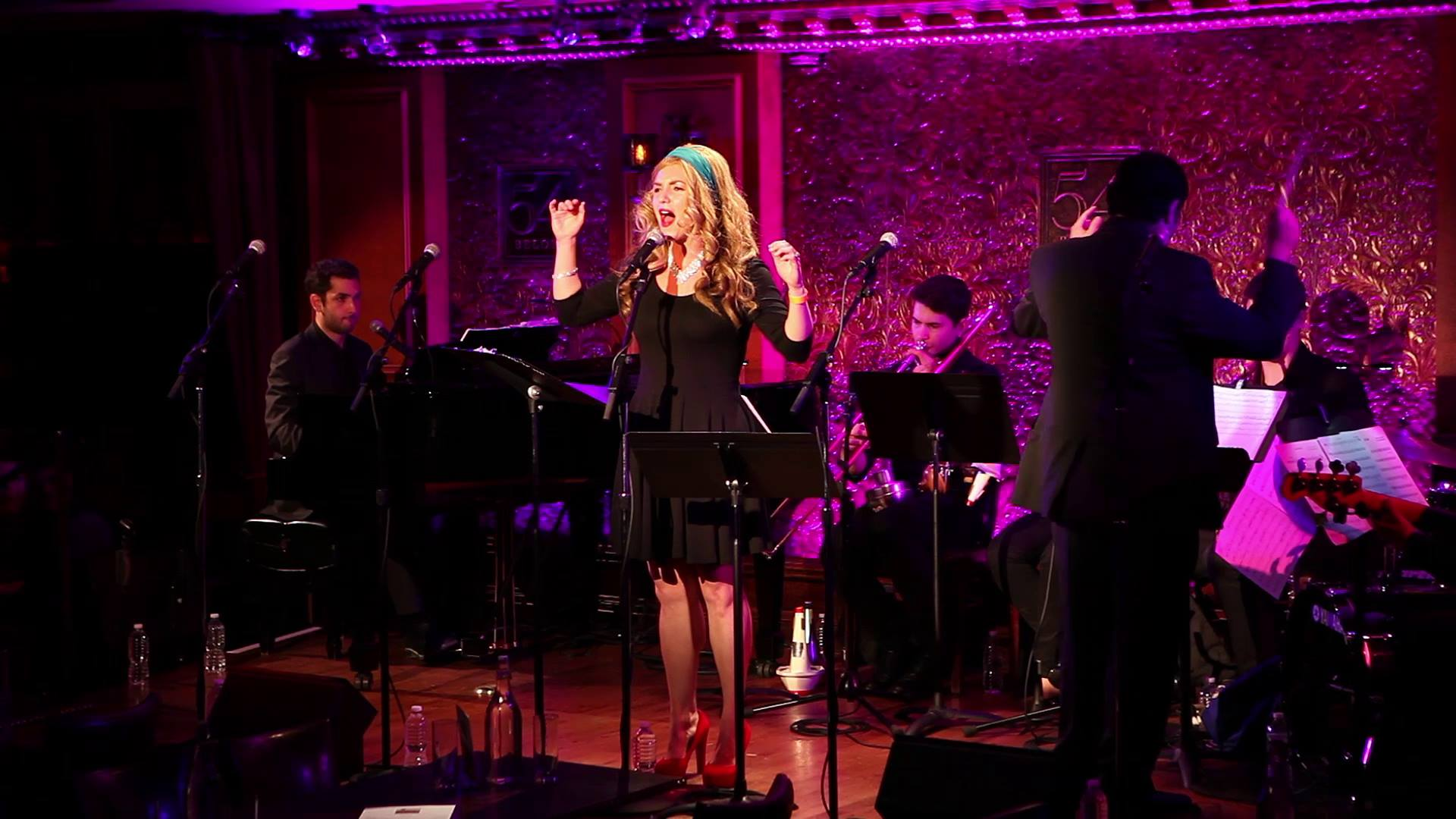 9 Songs by James Harvey at 54 Below