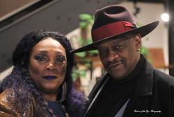 Mia Johnson & Chuck Bennett