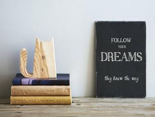 não meças os teus sonhos