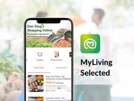 Launching MyLiving Selected