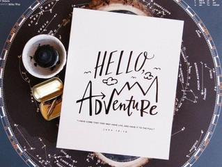 a maior aventura é a que vivemos cá dentro