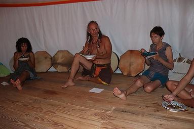 tompa tambour chamanique