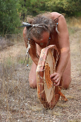 wyngalian tambour chamanique
