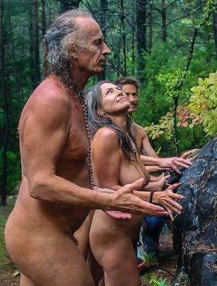 nudité chamanisme et naturisme