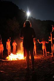 nuite et chamanisme
