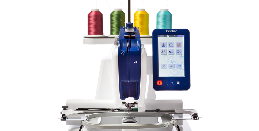 Brother VR Embroidery Machine