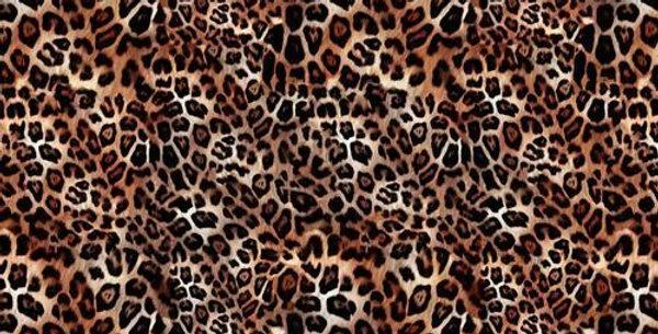 Cheetah Animal Skin - Digitally Printed 100% Craft Cotton