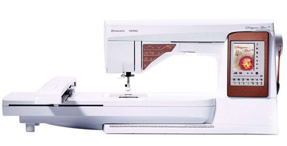 Husqvarna Viking Designer Topaz 50 Sewing & Embroidery Machine