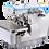 Thumbnail: JACK E4 - 4 Thread Direct Drive Industrial Overlocking Machine