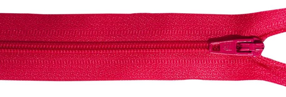 "Nylon Jacket Zips  18"" 45cm Open End"