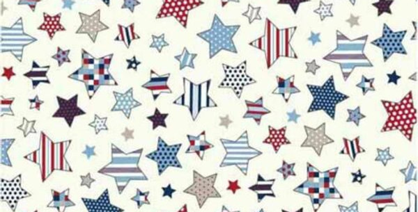 Twinkle Nautical - 100% Craft Cotton