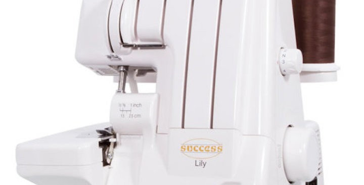 Success Lily Overlocker