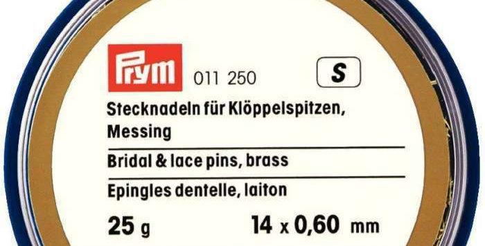 Prym Dressmaking Lace Pins #011250