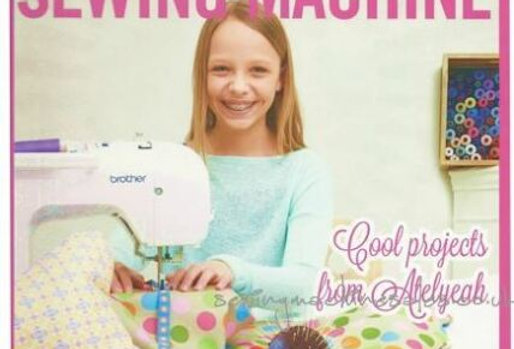 Get going with your sewing machine! Hardback Beginners Book