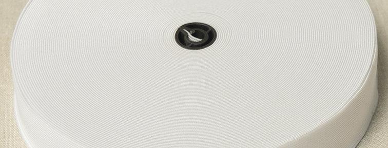 "Standard Loom Elastic - 32mm 1-1/4"""