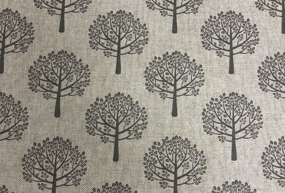 Mulberry Tree - Linen Look Canvas Fabric