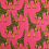 Thumbnail: Giraffes Polycotton Fabric (95)