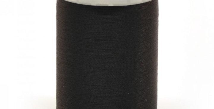 Brother Embroidery Bobbin Thread, Black #60, 1100 metres, #XC5520001