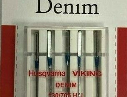 Husqvarna Viking Domestic Denim Needles