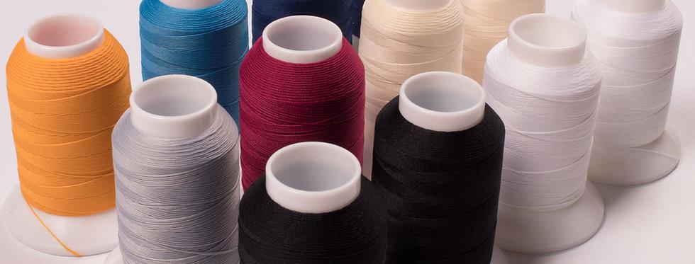 BABYLOCK 12 x Wooly Nylon - Extra Bulk Textured Thread (300m Cones)