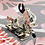 Thumbnail: Brother Sewing Machine 7mm Ruffler Foot - F078