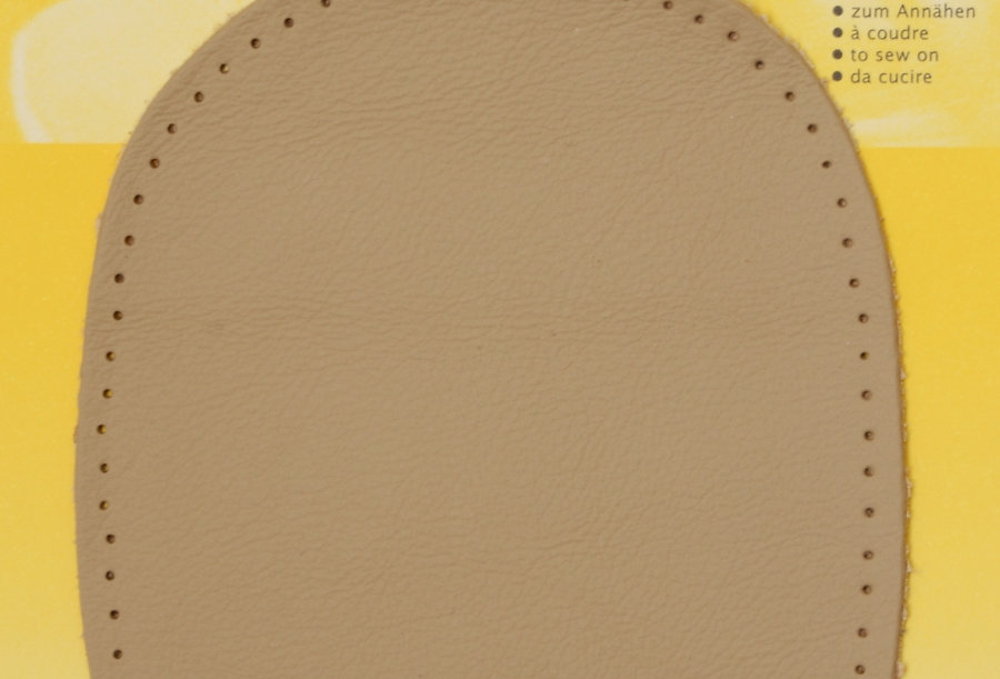 Kleiber Nappa Leather Elbow Patches - Sew on