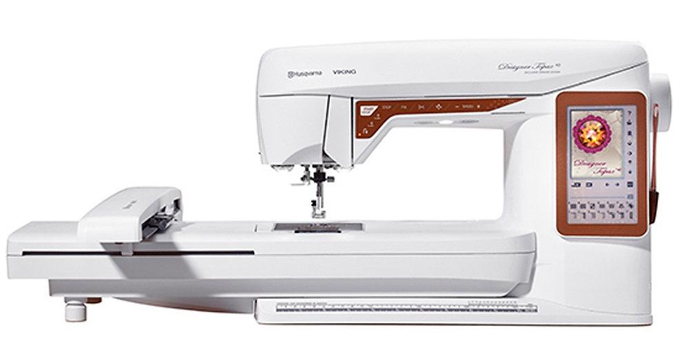 Husqvarna Viking Designer Topaz 40 Sewing & Embroidery Machine