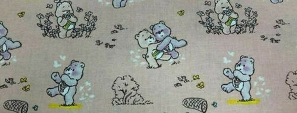 Care Bears - Cheer and Share Bear Pink - 100% Craft Cotton