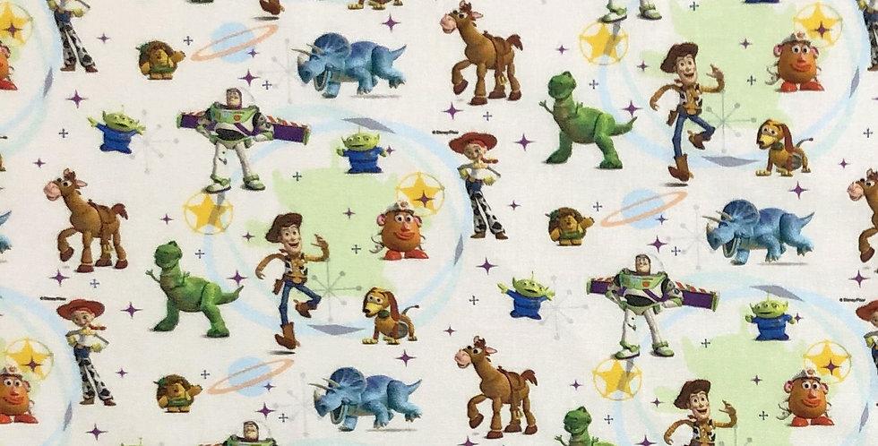 Toy Story Disney 100% Craft Cotton  - Digitally Printed