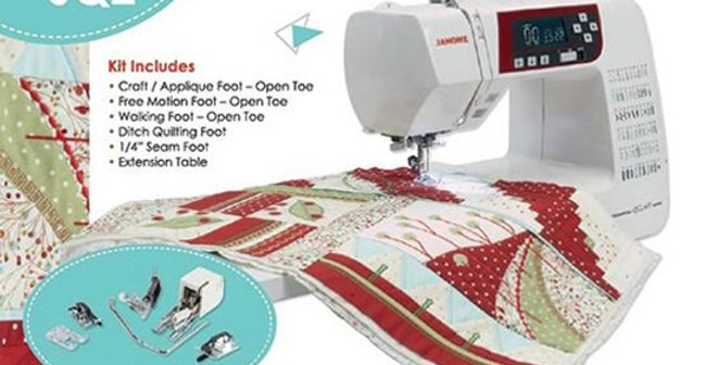 Janome Quilting Accessory Kit - 601/603/603/607