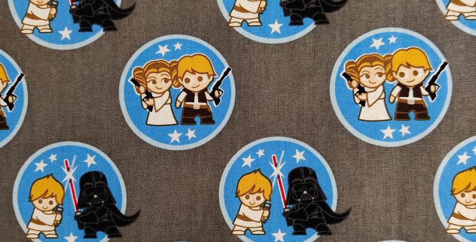 Star Wars - Kawaii Duo Tokens - 100% Craft Cotton