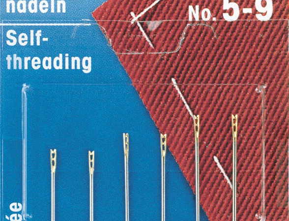 Prym Self-Threading Needles No. 5-9